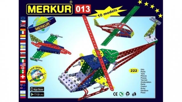 """Merkur"" konstruktorius ""Lėktuvas"""