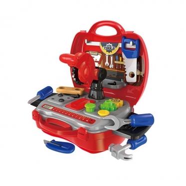 """Žaislų rinkinys """"Staliaus lagaminas"""""""