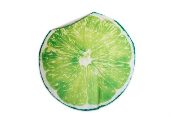 """Paplūdimio kilimėlis """"Žalioji citrina"""", Ø 135 cm"""