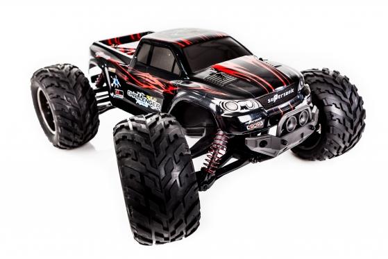 """""""Supersonic"""" sunkvežimis """"RC Monster Truck"""", 2.4GHz"""