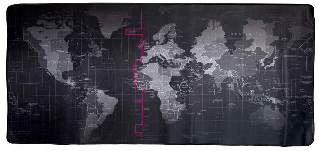 """Rašomojo stalo kilimėlis """"Pasaulio žemėlapis"""""""