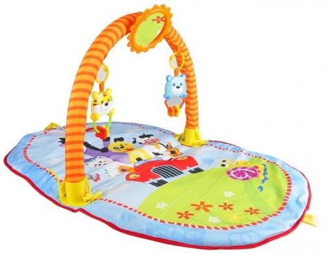 """Kūdikio žaidimų kilimėlis """"Saulutė"""""""