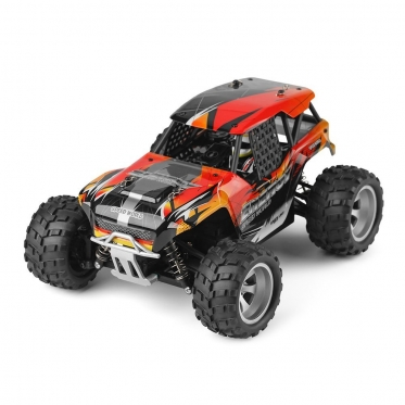"""Nuotoliniu būdu valdomas automobilis """"WL Toys 18405"""", 25 x 19,5 x 13 cm"""