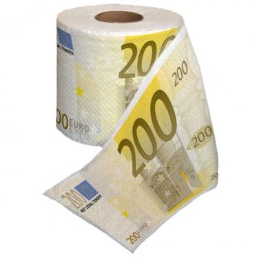 """Tualetinis popierius """"Euras 200"""""""