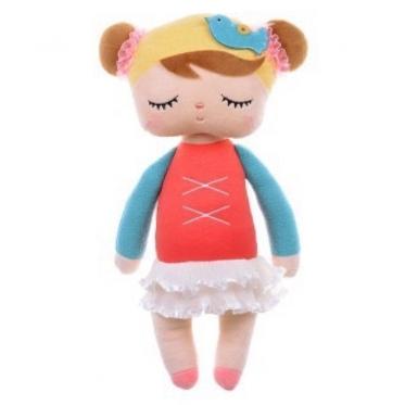 """Pliušinė lėlė - balerina """"Metoo"""", 34 cm"""