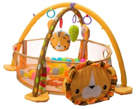 """Kūdikio žaidimų kilimėlis """"Liūtukas"""""""