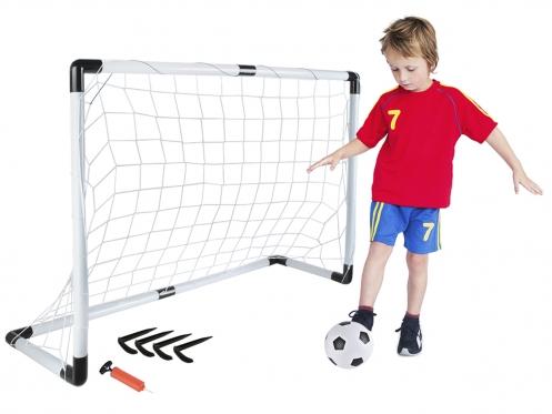 Reguliuojamo dydžio futbolo vartai