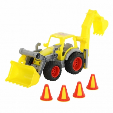 """Traktorius """"Wader 0377"""""""
