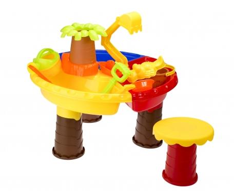 Smėlio ir vandens žaislų rinkinys