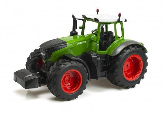 """Nuotoliniu būdu valdomas traktorius """"2,4 GHz 4CH"""""""