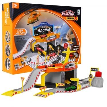 """Lenktynių garažo konstruktorius """"Racing"""""""
