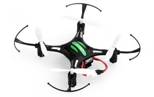 """Dronas """"Jjrc H8 mini 2.4GHz 4CH"""" 6 ašių"""