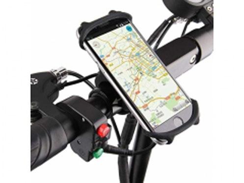 Universalus telefono laikiklis dviračiui