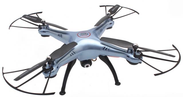 """Dronas """"Syma X5HW 2,4GHz"""" su Wi-Fi kamera"""