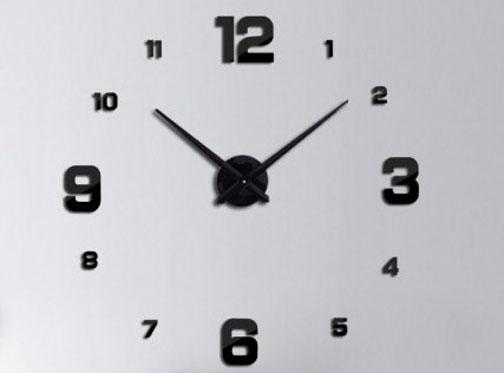 Sieninis laikrodis, Ø 70 - 130 cm