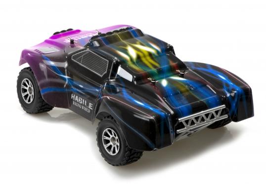 """Nuotoliniu būdu valdomas automobilis """"WLtoys 18403 2,4 GHz 4WD"""""""