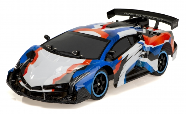 "Nuotoliniu būdu valdomas automobilis ""Nqd 2,4 GHz Lamborghini 757-4WD14"""