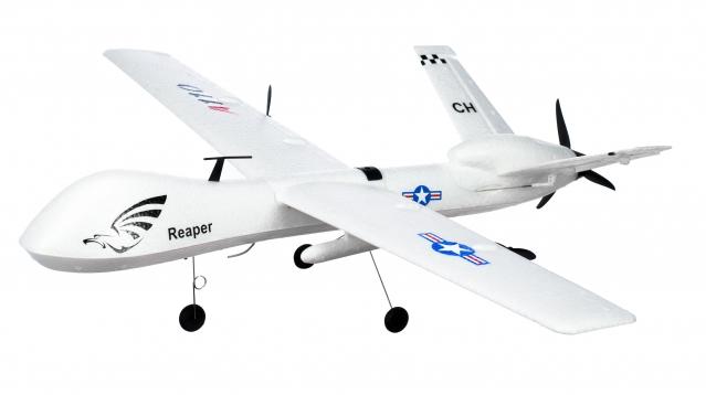 """WLToys"" nuotolinio valdymo orlaivis ""XK A110 Predator MQ-9"""