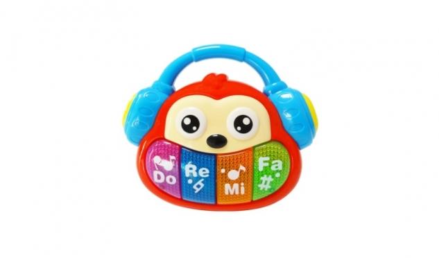 """Muzikinis žaislas """"Beždžionėlė"""""""