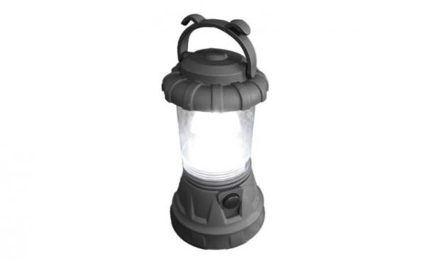 Dekoratyvinis LED žibintas, 18,5 x 8,6 cm