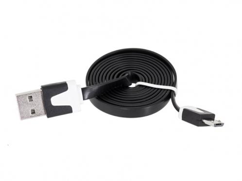 Micro USB jungtis 1 m