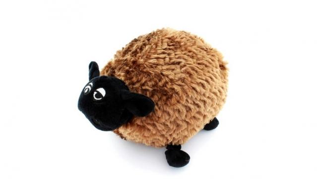 "Pagalvė ""Avis"", 28 cm (ruda)"