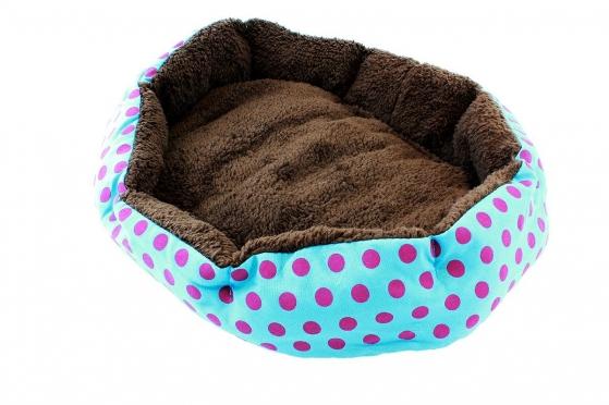 Guolis šunims su pagalve 32 x 38 cm