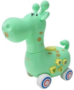 "Interaktyvus žaislas ""Žirafa"", 19 x 8,5 x 21 cm"