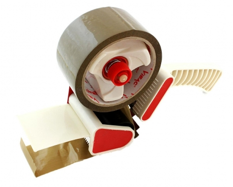 Lipnios juostos klijavimo aparatas, 26 x 6,5 x 10,5 cm