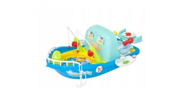 """Interaktyvus žaislas """"Žvejybos laivas"""""""