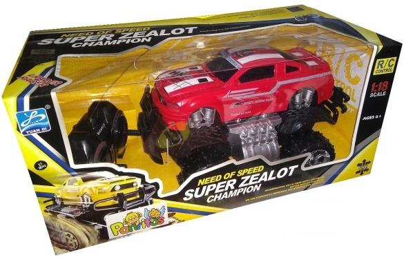 """""""Yuan Di"""" nuotolinio valdymo mašinėlė """"Super Zealot Champion"""""""