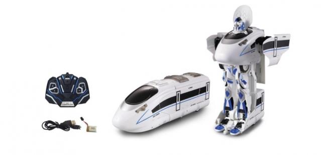 """Nuotolinio valdymo transformeris """"Traukinys"""""""