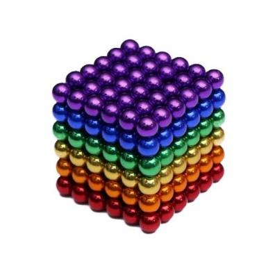 """""""Neocube"""" spalvoti magnetiniai rutuliukai, 216 vnt"""