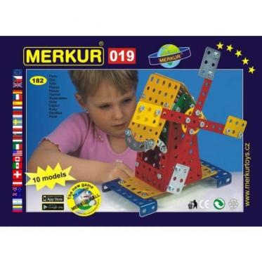"""""""Merkur"""" konstruktorius """"Malūnas"""""""