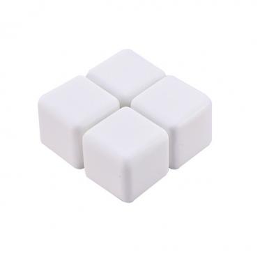 Keramikiniai kubeliai gėrimams atšaldyti, 4 vnt