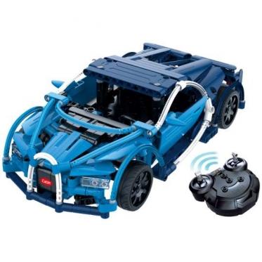 """""""CaDA"""" surenkama nuotolinio valdymo mašinėlė """"Bugatti"""""""