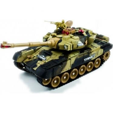 Nuotolinio valdymo karinis tankas, 43 x 17 x 16 cm