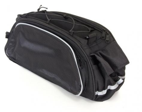 Dviračio bagažinės krepšys, 40 x 17 x 16 cm