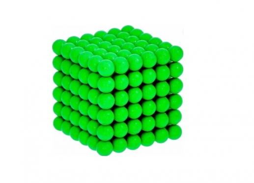 Fluorescenciniai magnetiniai rutuliukai, 216 vnt