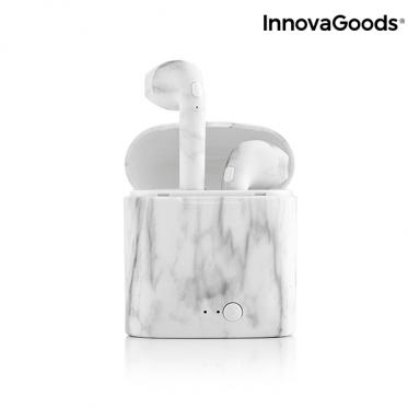 """Belaidės ausinės """"InnovaGoods SmartPods Marble"""""""