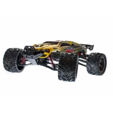"""Nuotolinio valdymo bekelės mašinėlė """"Racing Truck"""""""