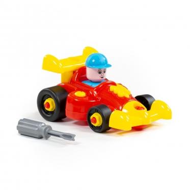"""Žaislinė lenktyninė mašina """"Wader 77127"""""""