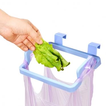Virtuvinis laikiklis šluostėms ir šiukšlių maišams, 18 x 13,5 cm