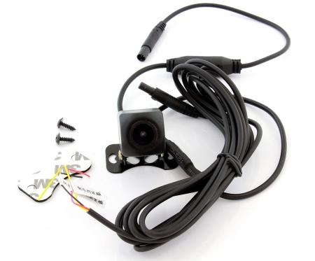 Belaidė atbulinės eigos kamera, 2,3 x 2,8 x 1,1 cm