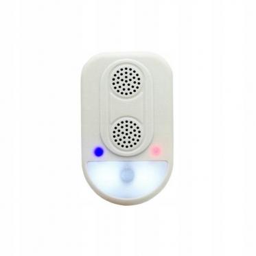 LED ultragarsinis prietaisas atbaidantis vabzdžius ir graužikus