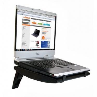 Nešiojamo kompiuterio vėsinimo stovas