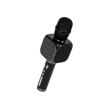 Belaidis karaoke mikrofonas, 26 x 6,8 x 6,8 cm