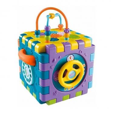"""Interaktyvus žaislas """"Kubas"""", 17,5 x 17,5 x 26 cm"""