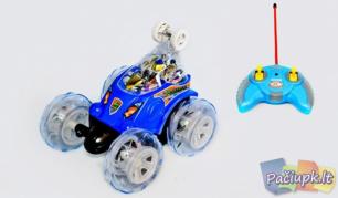 """Žaislinė mašinėlė akrobatas """"Rapid Stunt Car"""""""