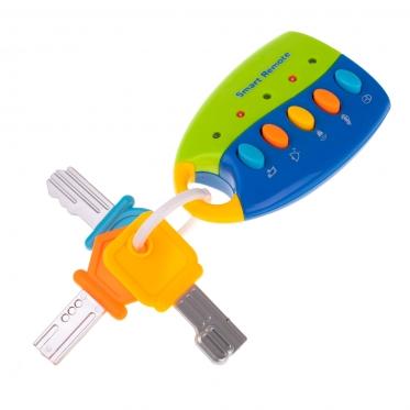 Žaisliniai automobilio raktai, 10 x 7 x 3,5 cm